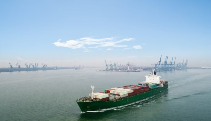 container shipping in tianjin